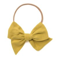 Wunderkin CO.◇Oversized Pinwheel // Yellowwood (Headband)