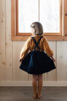 SOOR PLOOM◇ Eloise Pinafore, Denim (18-24m,2-3y,4-5y,6-7y)
