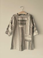<img class='new_mark_img1' src='https://img.shop-pro.jp/img/new/icons16.gif' style='border:none;display:inline;margin:0px;padding:0px;width:auto;' />FINAL SALE! boy+girl◇vickie tunic (brown)