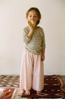 50%Off! boy+girl◇siena pant (blush)