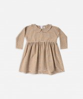 Rylee + Cru◇Collared Dress / Gingham (6-12m, 12-18m, 18-24m)
