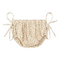 yellowpelota◇Flower Culotte, Natural (12m,18m,2Y,3Y,4Y)