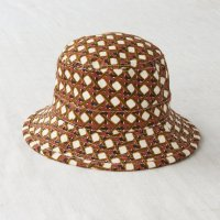 Last1!! 30%Off!! Misha and Puff◇Lattice Bucket Hat