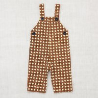 30%Off!! Misha and Puff◇Lattice Canvas Overall