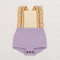 <img class='new_mark_img1' src='//img.shop-pro.jp/img/new/icons14.gif' style='border:none;display:inline;margin:0px;padding:0px;width:auto;' />Misha and Puff◇Prairie Romper◇Lavender