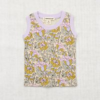 <img class='new_mark_img1' src='//img.shop-pro.jp/img/new/icons14.gif' style='border:none;display:inline;margin:0px;padding:0px;width:auto;' />Misha and Puff◇Trumpet Flower Tank◇Lavender