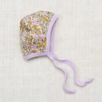 <img class='new_mark_img1' src='//img.shop-pro.jp/img/new/icons14.gif' style='border:none;display:inline;margin:0px;padding:0px;width:auto;' />Misha and Puff◇Trumpet Flower Bonnet◇Lavender