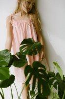 50%Off!! boy+girl◇eyelet lagoon dress (guava)
