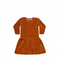 30%Off!! MINGO.◇Dress Leather Brown (1-2y, 2-4y, 4-6y, 6-8y, 8-10y)