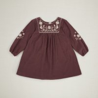 Apolina◇ 'FRANCOISE' CORD DRESS - BUCKTHORN (S,M,L)