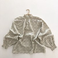 liilu◇smocked blouse (women)