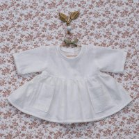 Elselil◇Doll dress (White)