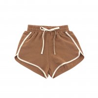 <img class='new_mark_img1' src='https://img.shop-pro.jp/img/new/icons16.gif' style='border:none;display:inline;margin:0px;padding:0px;width:auto;' />30%Off!! liilu◇sportswear shorts, terracotta (1-2y,2-4y,4-6y,6-8y,8-10y,10-12y)