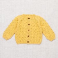 <img class='new_mark_img1' src='//img.shop-pro.jp/img/new/icons14.gif' style='border:none;display:inline;margin:0px;padding:0px;width:auto;' />Misha and Puff◇ Summer Popcorn Cardigan◇Sunflower