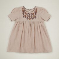Apolina◇ 'ROSEMARY' DRESS-PINK SAND (S,M,L,XL)