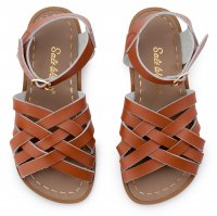 <img class='new_mark_img1' src='https://img.shop-pro.jp/img/new/icons16.gif' style='border:none;display:inline;margin:0px;padding:0px;width:auto;' />30%Off!! Salt Water Sandals◇Retro (Tan) 9〜YHT3