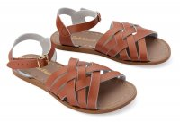 <img class='new_mark_img1' src='//img.shop-pro.jp/img/new/icons14.gif' style='border:none;display:inline;margin:0px;padding:0px;width:auto;' />Salt Water Sandals◇Retro (Tan) for Mama
