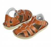 <img class='new_mark_img1' src='//img.shop-pro.jp/img/new/icons16.gif' style='border:none;display:inline;margin:0px;padding:0px;width:auto;' />20%Off!! Salt Water Sandals◇SunSan Shark (Tan) 5〜YHT3