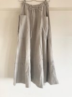 <img class='new_mark_img1' src='//img.shop-pro.jp/img/new/icons14.gif' style='border:none;display:inline;margin:0px;padding:0px;width:auto;' />at Dawn.◇ Linen Long Skirt (Natural)