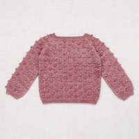 <img class='new_mark_img1' src='https://img.shop-pro.jp/img/new/icons14.gif' style='border:none;display:inline;margin:0px;padding:0px;width:auto;' />Misha and Puff◇Popcorn Sweater◇Antique Rose