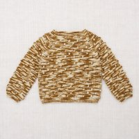 <img class='new_mark_img1' src='https://img.shop-pro.jp/img/new/icons14.gif' style='border:none;display:inline;margin:0px;padding:0px;width:auto;' />Misha and Puff◇Popcorn Sweater◇Bronze Space Dye