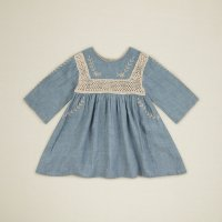 <img class='new_mark_img1' src='https://img.shop-pro.jp/img/new/icons14.gif' style='border:none;display:inline;margin:0px;padding:0px;width:auto;' />Apolina◇ 'TARA' DRESS - BLUE STONE (S,M,L,XL)