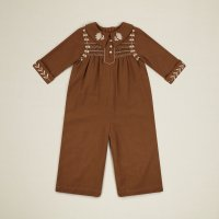 <img class='new_mark_img1' src='https://img.shop-pro.jp/img/new/icons14.gif' style='border:none;display:inline;margin:0px;padding:0px;width:auto;' />Apolina◇ 'MINNIE' JUMPSUIT - TAN (S,M,L)