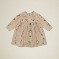 <img class='new_mark_img1' src='https://img.shop-pro.jp/img/new/icons14.gif' style='border:none;display:inline;margin:0px;padding:0px;width:auto;' />Apolina◇ 'PASCALE' DRESS - PINK SALT/OAT (S,M,L,XL)