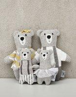 Family Rag Bears