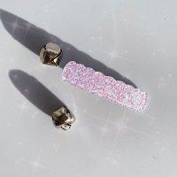 Wunderkin Co.◇Scallop Clip, Glitter (Birthday Cake)