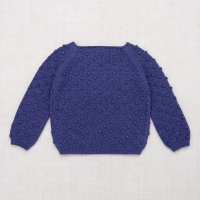 <img class='new_mark_img1' src='https://img.shop-pro.jp/img/new/icons14.gif' style='border:none;display:inline;margin:0px;padding:0px;width:auto;' />Misha and Puff◇ Summer Popcorn Sweater◇Blue Violet