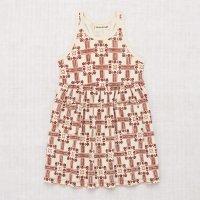 <img class='new_mark_img1' src='https://img.shop-pro.jp/img/new/icons14.gif' style='border:none;display:inline;margin:0px;padding:0px;width:auto;' />Misha and Puff◇Racer Back Dress◇ Railroad Floral