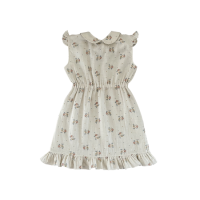 <img class='new_mark_img1' src='https://img.shop-pro.jp/img/new/icons14.gif' style='border:none;display:inline;margin:0px;padding:0px;width:auto;' />LiiLU◇ Penelope Dress, Summer Blossom (2y,4y,6y,8y,10y)