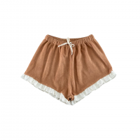 <img class='new_mark_img1' src='https://img.shop-pro.jp/img/new/icons14.gif' style='border:none;display:inline;margin:0px;padding:0px;width:auto;' />LiiLU◇ Terry Sarah Shorts, Sunkiss (2y,4y,6y,8y,10y)