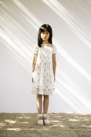 <img class='new_mark_img1' src='https://img.shop-pro.jp/img/new/icons14.gif' style='border:none;display:inline;margin:0px;padding:0px;width:auto;' />LiiLU◇ Tilda Smocked Dress, Summer Blossom (2y,4y,6y,8y)