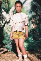 <img class='new_mark_img1' src='https://img.shop-pro.jp/img/new/icons14.gif' style='border:none;display:inline;margin:0px;padding:0px;width:auto;' />yellowpelota◇PLANT BLOUSE, NATURAL (4Y,6Y,8Y,10Y,12Y,14Y)