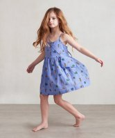 <img class='new_mark_img1' src='https://img.shop-pro.jp/img/new/icons14.gif' style='border:none;display:inline;margin:0px;padding:0px;width:auto;' />Oeuf◇Beach Dress, Iris (2/3Y, 4/5Y, 6/7Y)