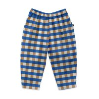 <img class='new_mark_img1' src='https://img.shop-pro.jp/img/new/icons14.gif' style='border:none;display:inline;margin:0px;padding:0px;width:auto;' />Oeuf◇Fancy Pants, Sky Blue (2/3Y, 4/5Y, 6/7Y)