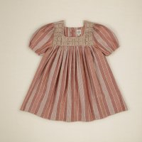 <img class='new_mark_img1' src='https://img.shop-pro.jp/img/new/icons14.gif' style='border:none;display:inline;margin:0px;padding:0px;width:auto;' />Apolina◇ 'TINA' DRESS-RAINBOW STRIPE (S,M,L)