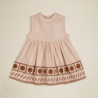 <img class='new_mark_img1' src='https://img.shop-pro.jp/img/new/icons14.gif' style='border:none;display:inline;margin:0px;padding:0px;width:auto;' />Apolina◇ 'WENDY' DRESS-PICNIC CHECK (S,M,L,XL)