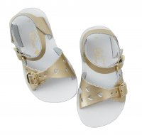 <img class='new_mark_img1' src='https://img.shop-pro.jp/img/new/icons14.gif' style='border:none;display:inline;margin:0px;padding:0px;width:auto;' />Salt Water Sandals◇SunSan Sweetheart (Gold) 5〜YHT3