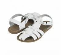 <img class='new_mark_img1' src='https://img.shop-pro.jp/img/new/icons14.gif' style='border:none;display:inline;margin:0px;padding:0px;width:auto;' />Salt Water Sandals◇Shark (White) for Mama
