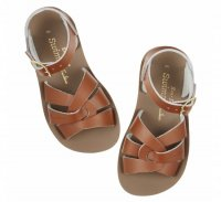 <img class='new_mark_img1' src='https://img.shop-pro.jp/img/new/icons14.gif' style='border:none;display:inline;margin:0px;padding:0px;width:auto;' />Salt Water Sandals◇SunSan Swimmer (Tan) 5〜12
