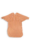 <img class='new_mark_img1' src='https://img.shop-pro.jp/img/new/icons14.gif' style='border:none;display:inline;margin:0px;padding:0px;width:auto;' />KiiRA◇STRIPE SHIRTS OP, ORANGE