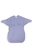 <img class='new_mark_img1' src='https://img.shop-pro.jp/img/new/icons14.gif' style='border:none;display:inline;margin:0px;padding:0px;width:auto;' />KiiRA◇STRIPE SHIRTS OP, BLUE