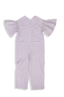 <img class='new_mark_img1' src='https://img.shop-pro.jp/img/new/icons14.gif' style='border:none;display:inline;margin:0px;padding:0px;width:auto;' />KiiRA◇SMOCKING JUMP SUIT, LAVENDER