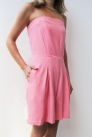 <img class='new_mark_img1' src='https://img.shop-pro.jp/img/new/icons14.gif' style='border:none;display:inline;margin:0px;padding:0px;width:auto;' />at Dawn.◇ Bare Romper, Pink Lemonade