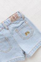 FIN & VINCE◇ vintage short - denim
