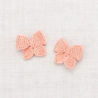 <img class='new_mark_img1' src='https://img.shop-pro.jp/img/new/icons14.gif' style='border:none;display:inline;margin:0px;padding:0px;width:auto;' />Misha and Puff◇ Baby Puff Bow Set, Grapefruit