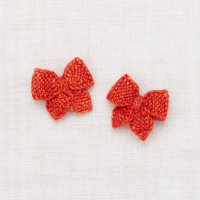 <img class='new_mark_img1' src='https://img.shop-pro.jp/img/new/icons14.gif' style='border:none;display:inline;margin:0px;padding:0px;width:auto;' />Misha and Puff◇ Baby Puff Bow Set, Red Flame